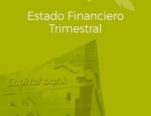 Estado Financiero Junio 2019